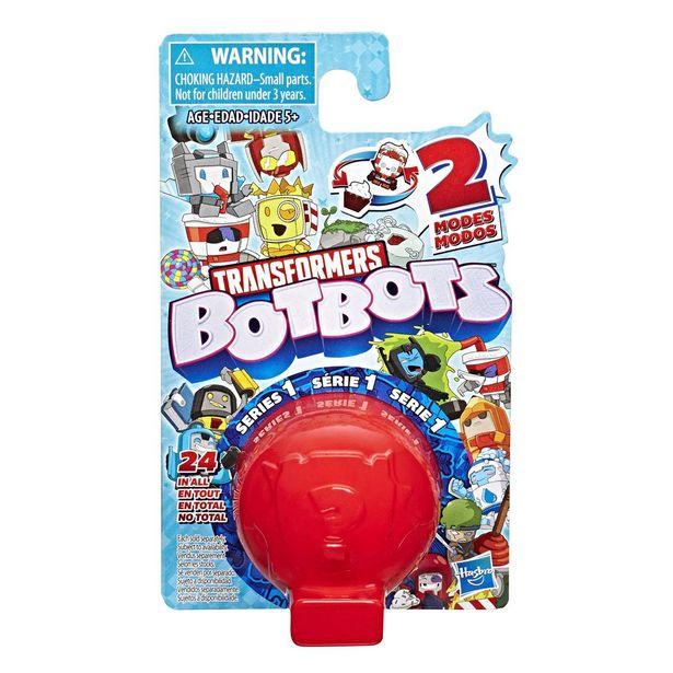 Oferta de 5 Pack Botbots Transformers por $54