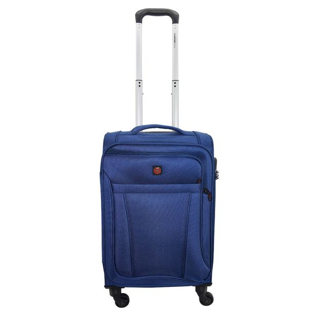 Oferta de Maleta Swissbrand Sbt00479A Azul 20 por $1455