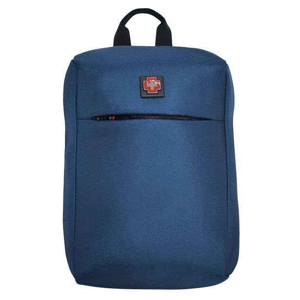Oferta de Mochila De Hombro Azul Sb M-00424 por $465