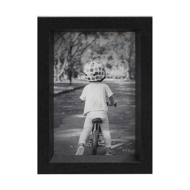 Oferta de Cuadro Para Foto Modelo F171-46 Color Negro por $287