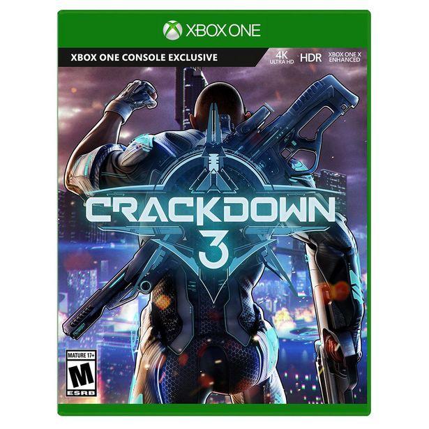 Oferta de Xbox One Crackdown 3 por $279