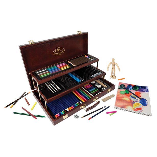 Oferta de Estuche De Madera Sketch Premier por $4904