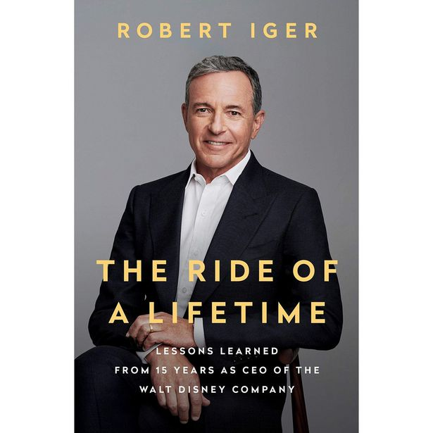Oferta de The Ride Of A Lifetime  Autor : Robert Iger por $623