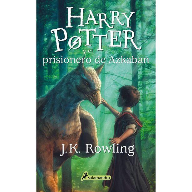 Oferta de Harry Potter Y El Prisionero De Azkaban. Tomo 3  Autor : J.K. Rowling por $359