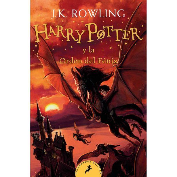Oferta de Harry Potter  Y El Orden Del Fénix  Autor : J.K. ROWLING por $439