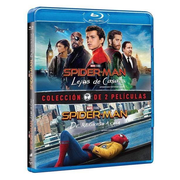 Oferta de Br Paquete 2 Películas Bluray Spider Man por $321