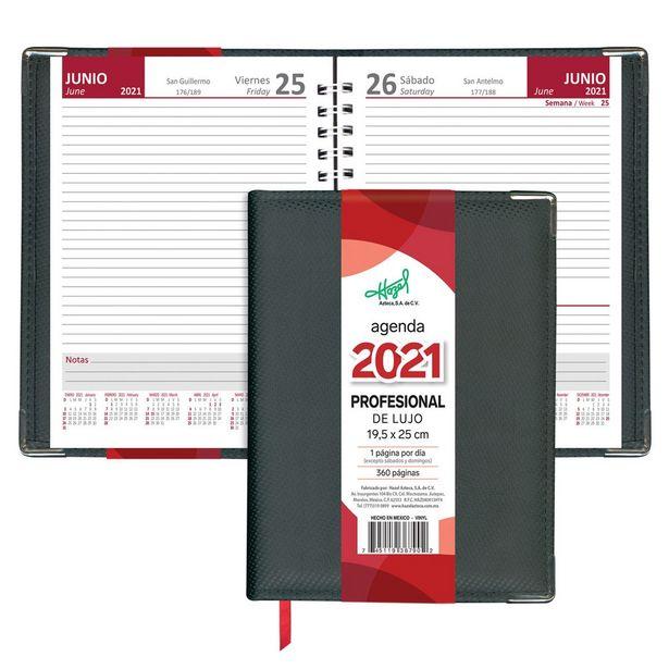 Oferta de Agenda Profesional Lujo Modelo 367-90 por $476