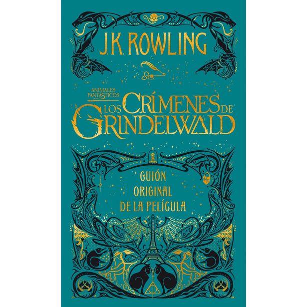 Oferta de Los Crímenes De Grindelwald  Autor : J.K. Rowling por $299
