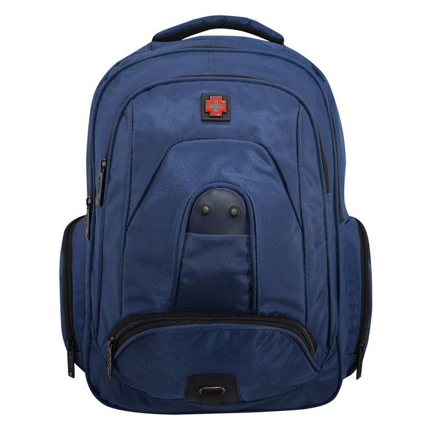 Oferta de Back Pack Azul Sb X-00437 por $639