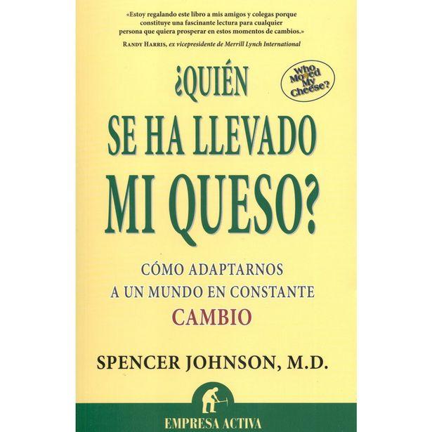 Oferta de Quien Se Ha Llevado Mi Queso (Mex)  Autor : Johnson Spencer por $190