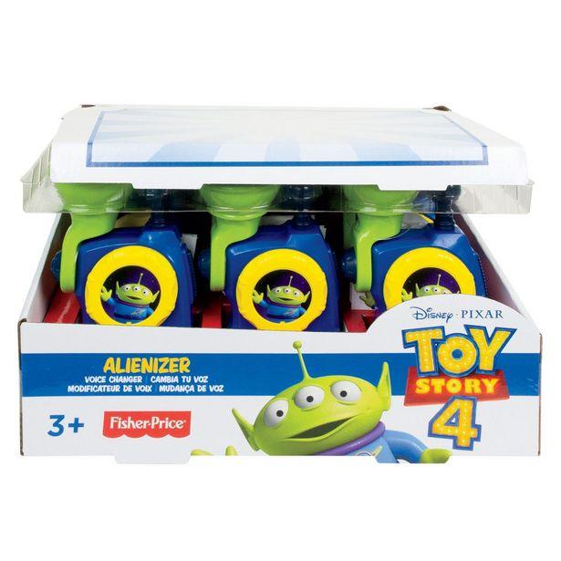 Oferta de Cambiador De Voz Alienizer Toy Story Fp por $233