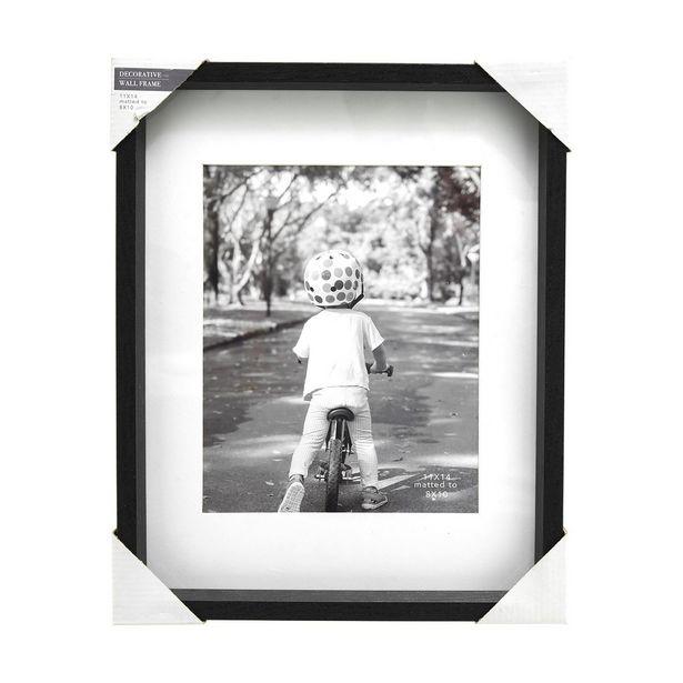 Oferta de Cuadro Para Foto Modelo F171-14M Color Negro por $447