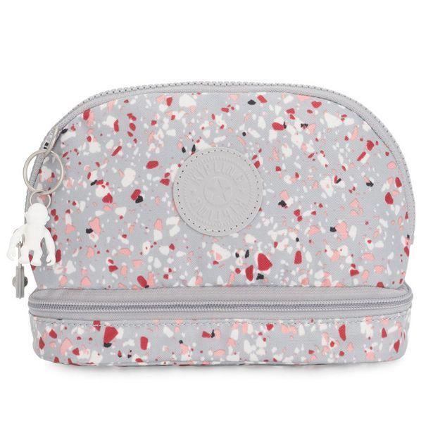 Oferta de Cosmetiquera Multi Keeper Speckled Kipling por $909