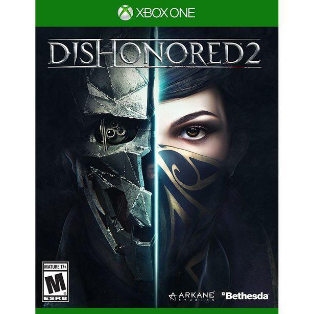 Oferta de Xbox One-Dishonored 2 por $499