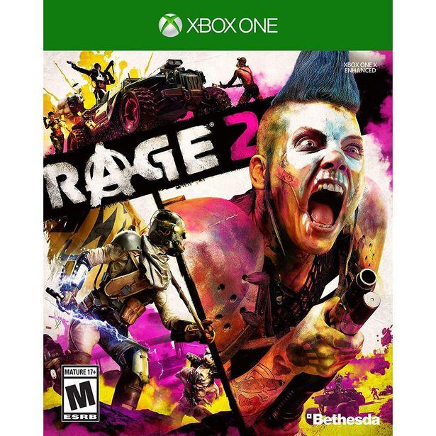 Oferta de Xbox One Rage 2 por $649