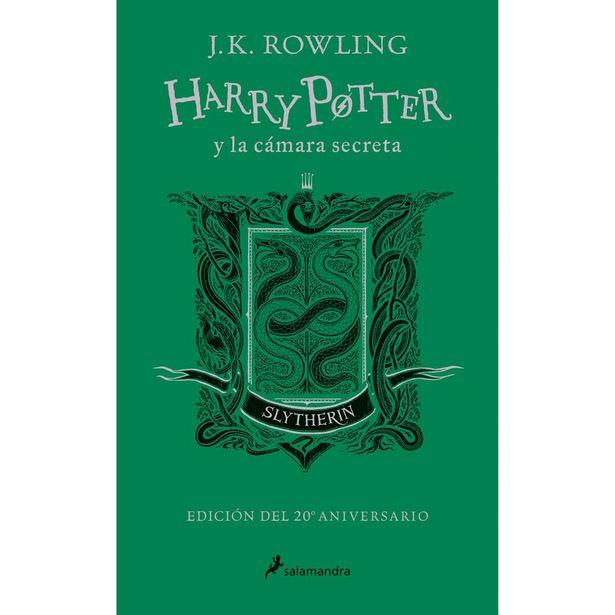 Oferta de Harry Potter 2 Y La Cámara Secreta Slytherin  Autor : J.K. Rowling por $399