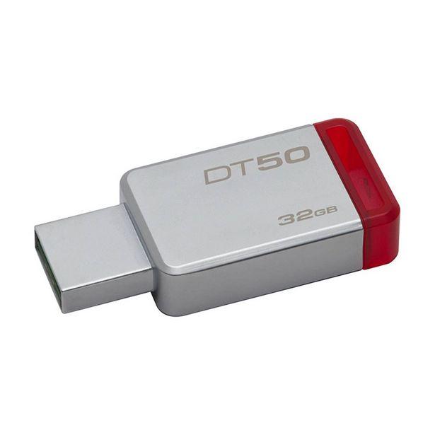 Oferta de Kingston Memoria Usb 3.0 32Gb Dt50 por $199