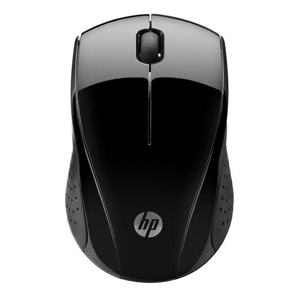Oferta de Mouse Negro Hp 220 Inalámbrico por $289