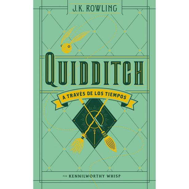 Oferta de Quidditch A Través De Los Tiempos (Nueva Edición 2017)  Autor : J.K. Rowling por $199