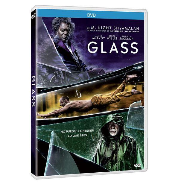 Oferta de Dvd Glass por $177