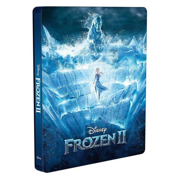 Oferta de Blu-Ray Frozen 2 Steelbook por $363