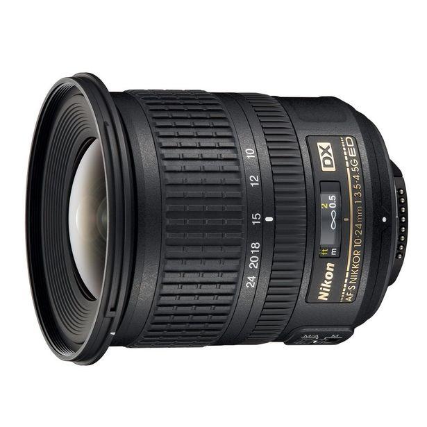 Oferta de Lente Nikon Af-Sdx 10-24Mm F/3.5- 4 por $20729