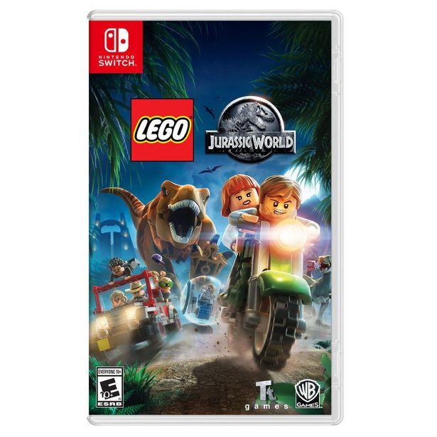 Oferta de Lego Jurassic World Nintendo Switch por $549