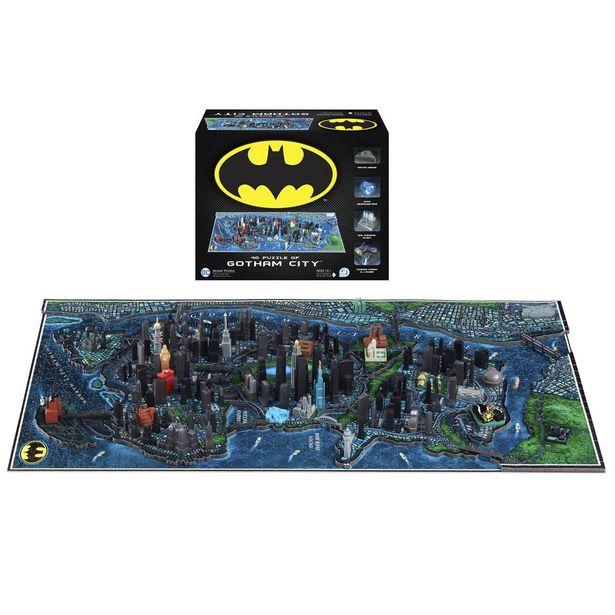 Oferta de Rompecabezas 4D Kelvin City Batman por $2000