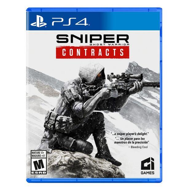 Oferta de Sniper Ghost Warrior Contracts Playstation 4 por $499
