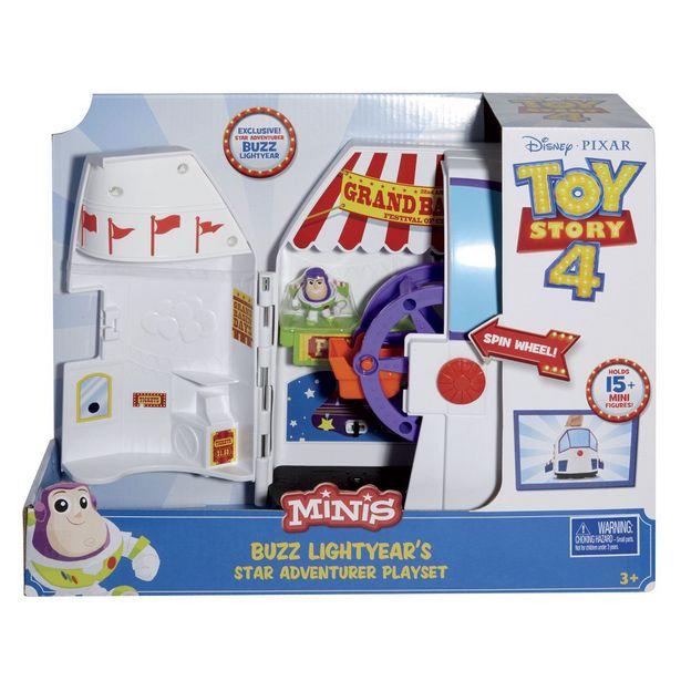 Oferta de Toy Story Mini Carnaval Set De Juego por $419