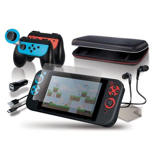 Oferta de Starter Kit Para Nintendo Switch por $979