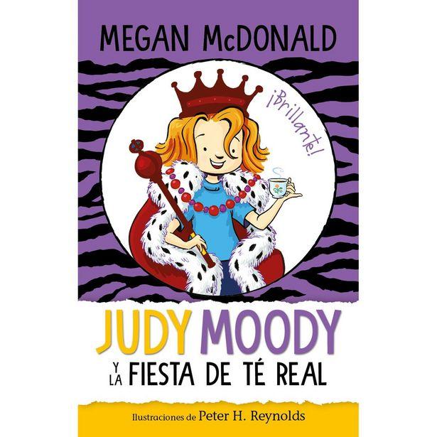 Oferta de Judy Moody Y La Fiesta De Té Real  Autor : Megan McDonald por $189