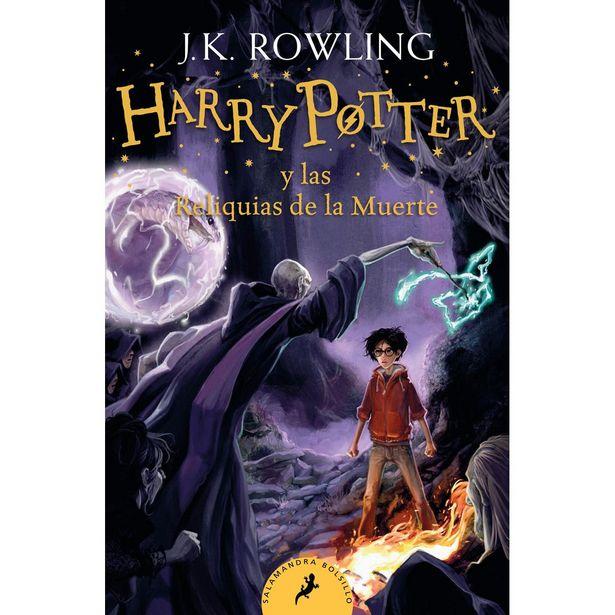 Oferta de Harry Potter  Y Las Reliquias De La Muerte  Autor : J.K. ROWLING por $349