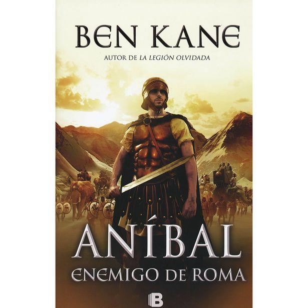 Oferta de Aníbal  Enemigo De Roma  Autor : Ben Kane por $360
