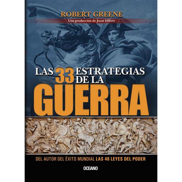 Oferta de Las 33 Estrategias De La Guerra  Autor : Robert Greene por $158