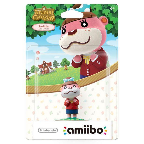 Oferta de Figura Amiibo Lottie por $149
