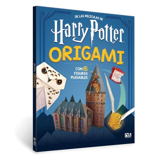 Oferta de Origami Harry Potter  Autor : Novelty por $155