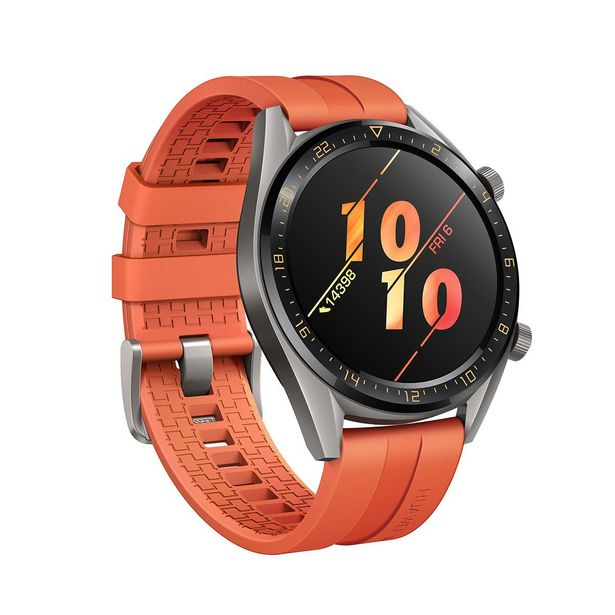 Oferta de Huawei Watch Gt Active Naranja por $3499