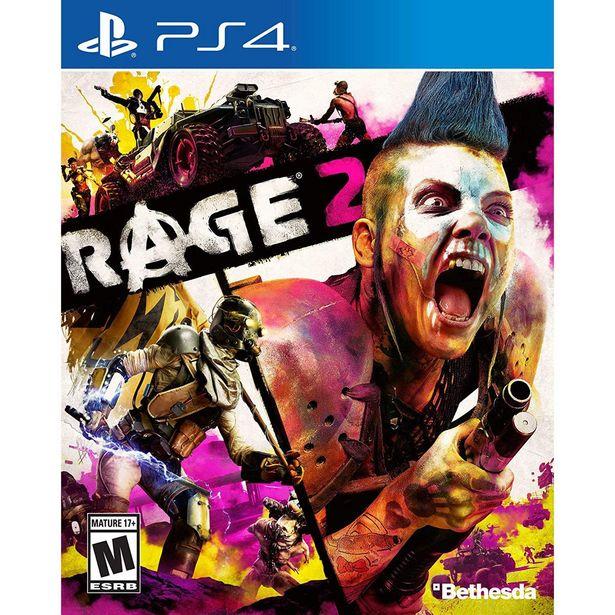 Oferta de Ps4 Rage 2 por $649
