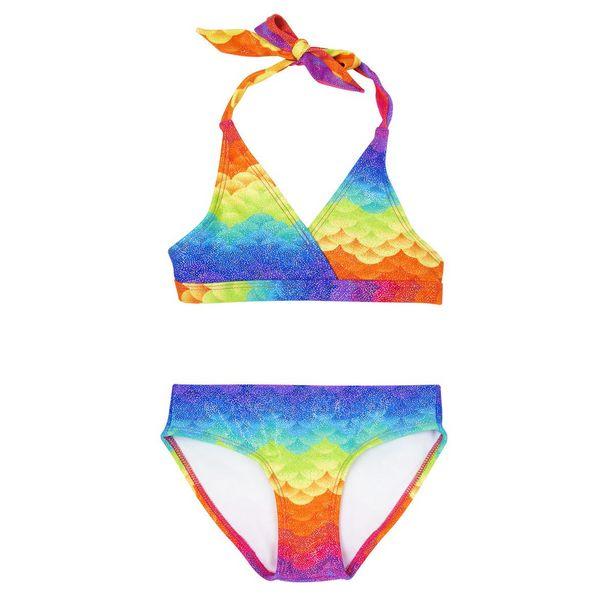 Oferta de Bikini Funny Rainbow Mermadis123 por $494