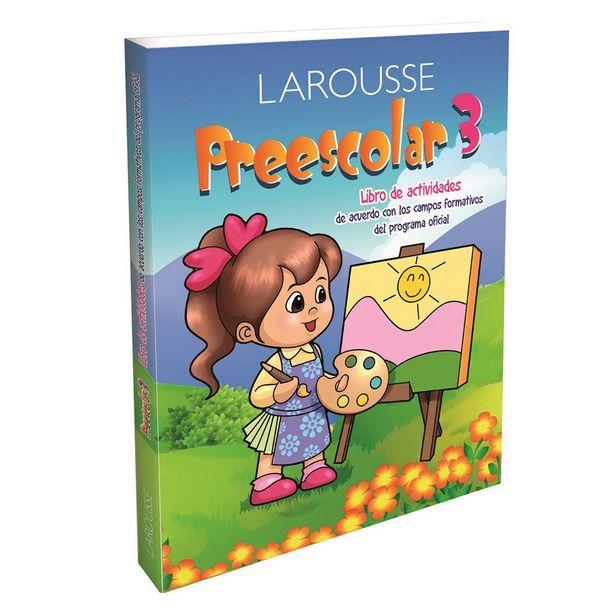 Oferta de Preescolar 3  Autor : Larousse por $59