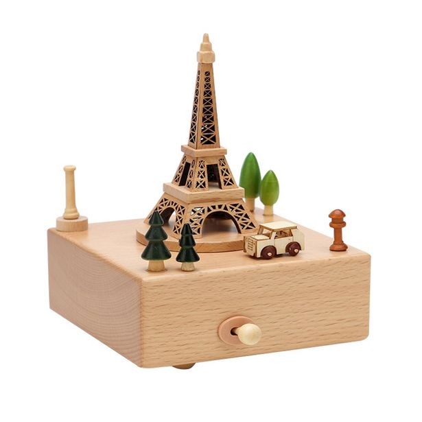 Oferta de Caja Musical De La Torre Eiffel por $349