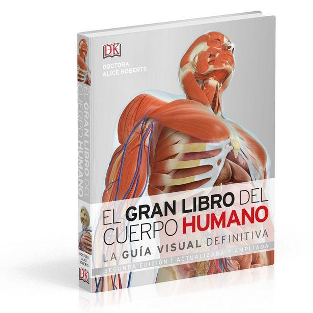Oferta de El Gran Libro Del Cuerpo Humano  Autor : Dra. Alice Roberts por $524