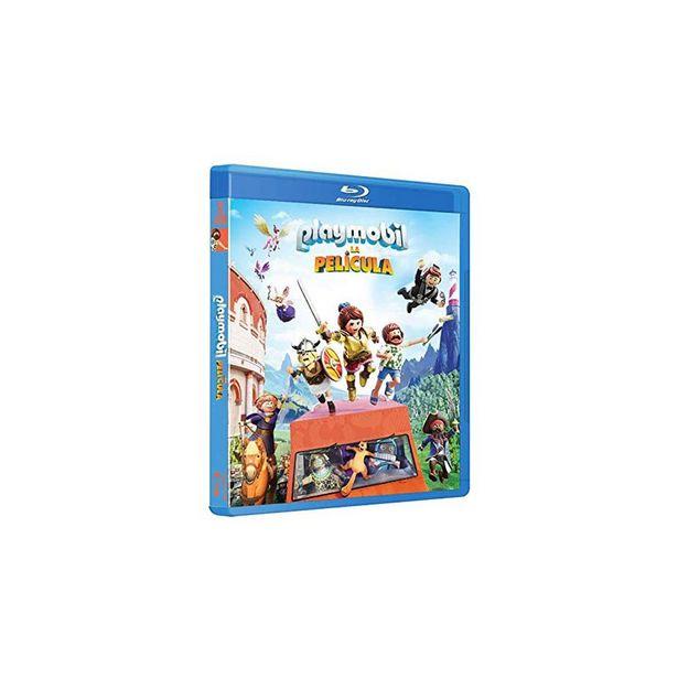 Oferta de Br Playmobil: La Película por $85