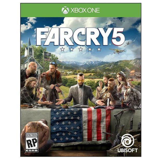 Oferta de Far Cry 5 Xbox One por $349