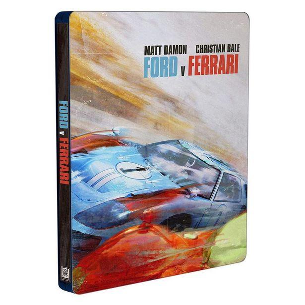 Oferta de Br Steelbook Blu-Ray + Dvd Contra Lo Imposible por $363