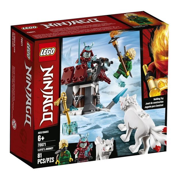Oferta de Viaje De Lloyd Lego por $209