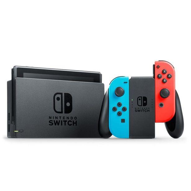 Oferta de Consola Nintendo Switch Neon 1.1 por $7999