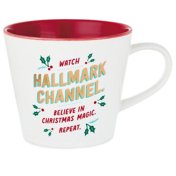 Oferta de Hallmark Channel Christmas Taza Mágica por $174
