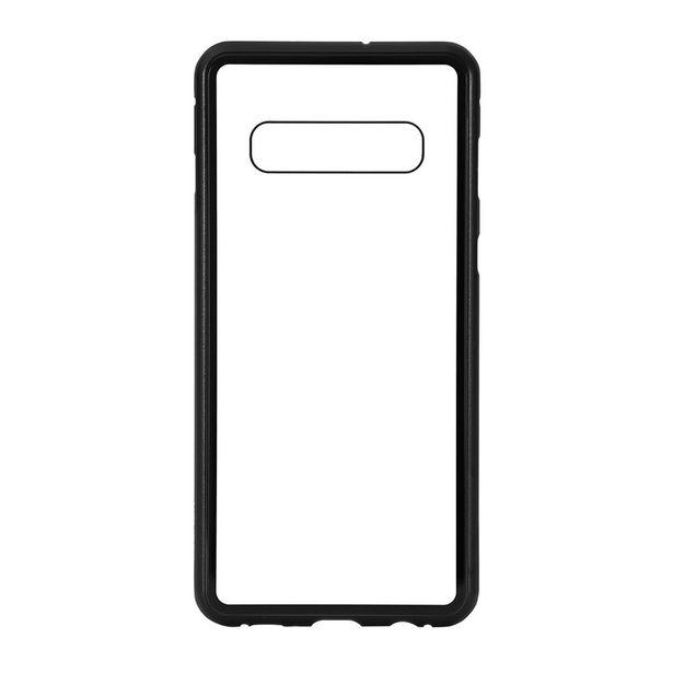 Oferta de Funda Para Samsung S10 Negro Magne Geartek por $249